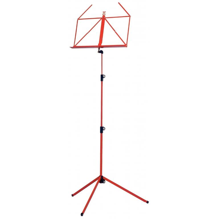 K & M Music Stand 100/1 Red