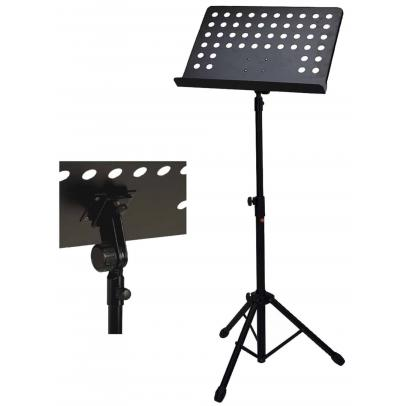 GEWA Orchestra music stand VE5 black