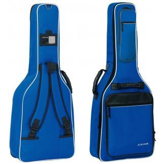 GEWA Guitar gig bag Premium 20 Classic 4/4 blue