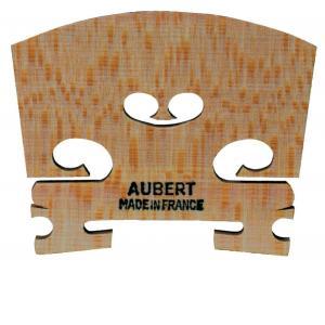 Aubert Violin bridge Mirror cut 43925