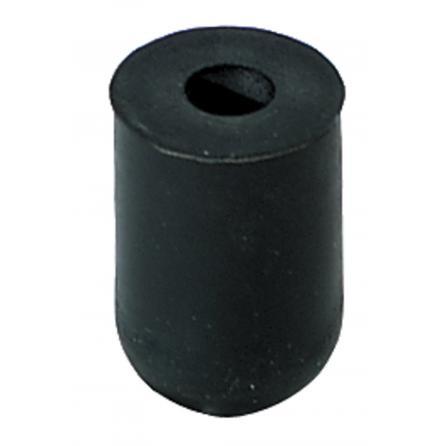 GEWA Floor Protector End pin rubber Black
