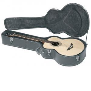 GEWA Guitar case Arched Top Economy Jumbo/Jazz Guitar