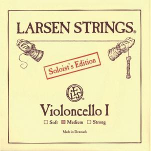 Larsen Larsen Strings For Cello Medium