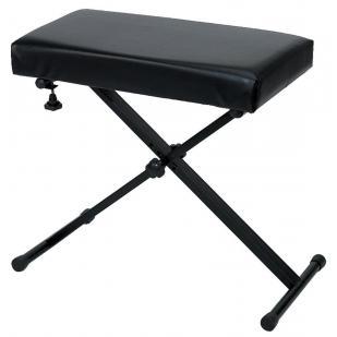 GEWA Keyboard bench VE4 black