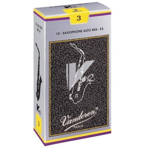 Vandoren Reeds Alto Saxophone V 12 4