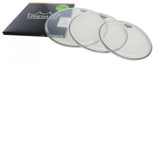 Remo Drum head Ambassador Transparent ProPack PP-1182-BA