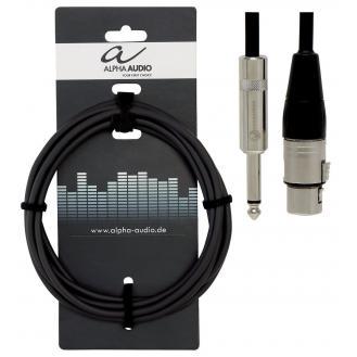 GEWA Microphone cable Pro Line P/U 10