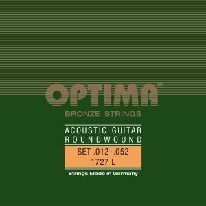 Optima Optima Strings For Acoustic Guitar Bronze strings G. 024w