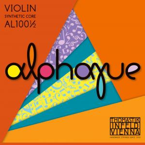 Thomastik-Infeld Thomastik Strings For Violin ALPHAYUE nylon core G Synt./Monel
