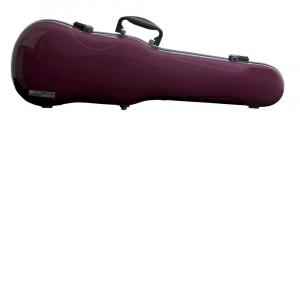 GEWA Made in Germany Form shaped violin cases Air 1.7 Purple high gloss