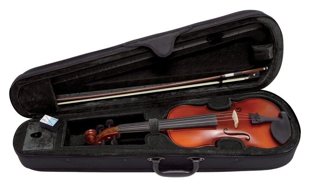 PURE GEWA Violin outfit EW 4/4 – set-up made in German GEWA workshop