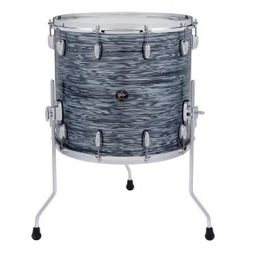 Gretsch Floor Tom Renown Maple Silver Oyster Pearl