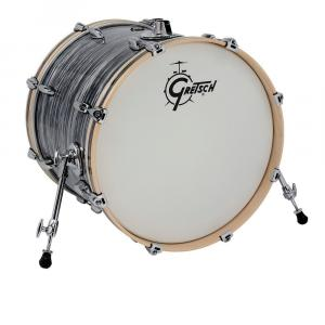 Gretsch Bass Drum Renown Maple Silver Oyster Pearl