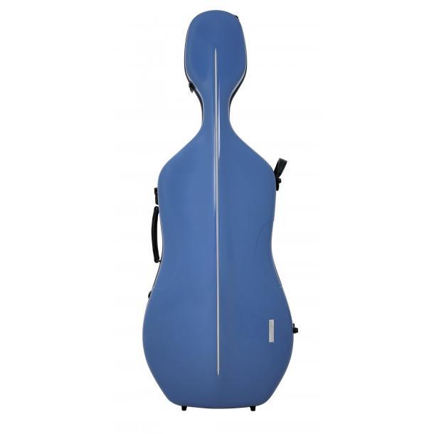 GEWA Made in Germany Cello case Air Blue/black