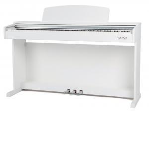 GEWA Made in Germany Digital piano DP 300 G White matt