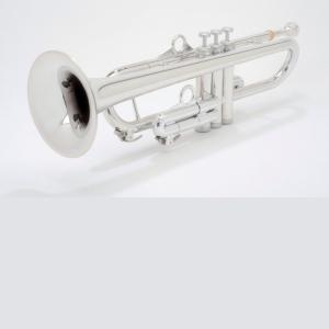 pTrumpet Trumpet hyTech Silver coloured