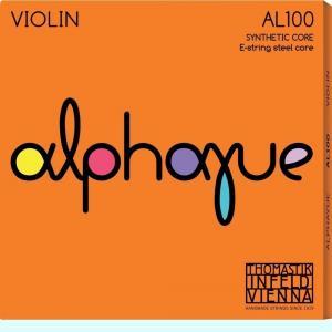 Thomastik-Infeld Thomastik Strings For Violin ALPHAYUE nylon core Set 3/4