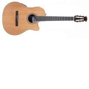 Ovation E-Acoustic Classic guitar Celebrity Standard Mid Cutaway Natural