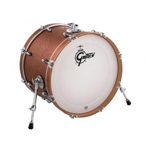 Gretsch Bass Drum Catalina Club Blue Satin Flame