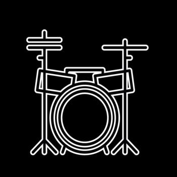 Bubnjevi, Udaraljke i Pribor